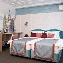 Бутик-Отель Чемодановъ Стандартный номер фото 39