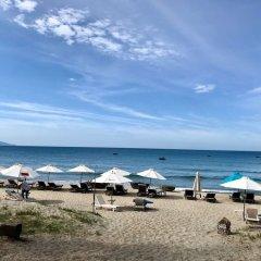 Отель Santa Villa Hoi An пляж фото 2