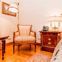 Гостиница Петровский Путевой Дворец комната для гостей фото 4