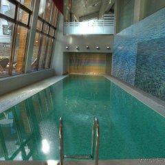 Отель Euphoria Club Hotel & Spa Болгария, Боровец - 1 отзыв об отеле, цены и фото номеров - забронировать отель Euphoria Club Hotel & Spa онлайн бассейн фото 2