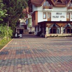 Bolu Yildiz Hotel Турция, Болу - отзывы, цены и фото номеров - забронировать отель Bolu Yildiz Hotel онлайн парковка