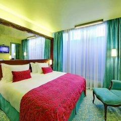 Гостиница Домина Санкт-Петербург 5* Мансардный номер с двуспальной кроватью фото 8