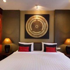 Отель Villa Deux Rivieres Лаос, Луангпхабанг - отзывы, цены и фото номеров - забронировать отель Villa Deux Rivieres онлайн комната для гостей фото 5