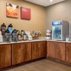 Отель Comfort Suites Columbus Airport США, Колумбус - отзывы, цены и фото номеров - забронировать отель Comfort Suites Columbus Airport онлайн питание фото 2