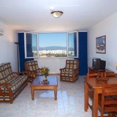 Отель Apartamentos Turisticos Jardins Da Rocha комната для гостей фото 5