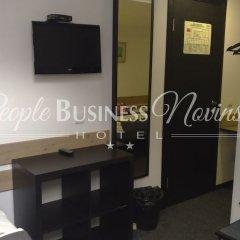 Гостиница PEOPLE Business Novinsky удобства в номере фото 4