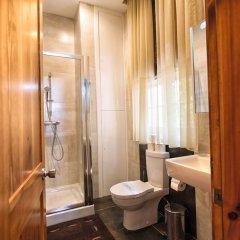 Отель Sprachcaffe International ванная фото 2