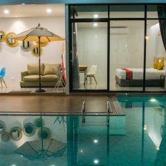Отель Goodnight Phuket Villa бассейн фото 3