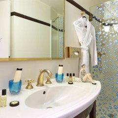 Отель Hôtel Waldorf Trocadéro ванная