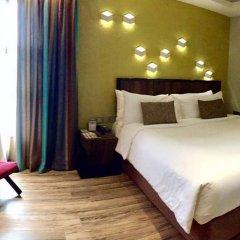 Отель Aspira D'Andora Sukhumvit 16 - Asoke Таиланд, Бангкок - отзывы, цены и фото номеров - забронировать отель Aspira D'Andora Sukhumvit 16 - Asoke онлайн комната для гостей фото 5