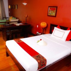 Отель Le Belhamy Resort And Spa комната для гостей фото 2