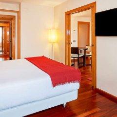 Отель NH Ciudad de Valencia комната для гостей фото 3