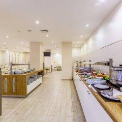 Santa Eulalia Hotel Apartamento & Spa питание