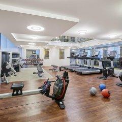 Отель Hilton Budapest фитнесс-зал