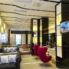 Lavande Hotel Jian Train Station Branch интерьер отеля