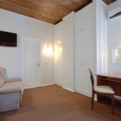 Гостиница Клумба удобства в номере