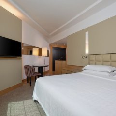 Sheraton Sao Paulo WTC Hotel комната для гостей