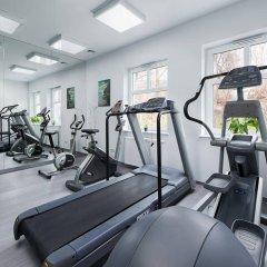 BEST WESTERN Villa Aqua Hotel фитнесс-зал