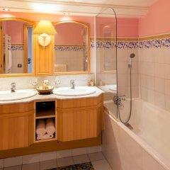 Hotel Carlina Courchevel ванная фото 2