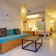 Отель Santos Ibiza Suites комната для гостей фото 5