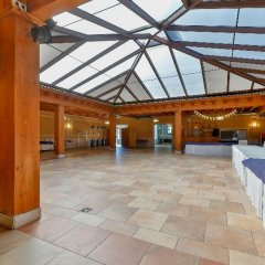 Santana Hotel Паласуэлос-де-Эресма интерьер отеля