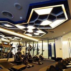 Отель The Beach Heights Resort Таиланд, Пхукет - 7 отзывов об отеле, цены и фото номеров - забронировать отель The Beach Heights Resort онлайн фитнесс-зал фото 2