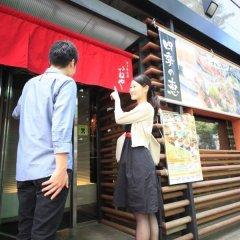 Отель Richmond Hakata Ekimae Хаката городской автобус