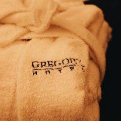 Гостиница Грегори Дизайн 4* Стандартный номер двуспальная кровать фото 21