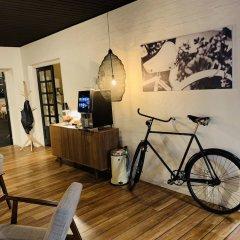 Hotel Gammel Havn - Good Night Sleep Tight спортивное сооружение