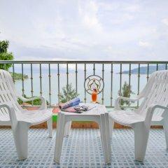 Отель Tri Trang Beach Resort by Diva Management балкон фото 2
