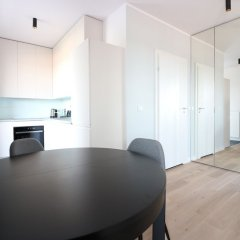 Отель apartamenty-wroc Atal Towers Вроцлав в номере фото 2