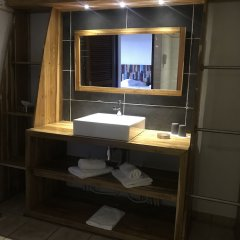 Отель Le Rayon Vert ванная