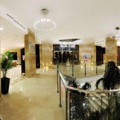 Отель Hilton Garden Inn Lecce Италия, Лечче - 1 отзыв об отеле, цены и фото номеров - забронировать отель Hilton Garden Inn Lecce онлайн интерьер отеля
