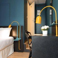 Отель Daval Франция, Париж - отзывы, цены и фото номеров - забронировать отель Daval онлайн комната для гостей фото 2