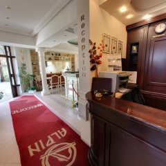 Отель Alpin Боровец интерьер отеля фото 3