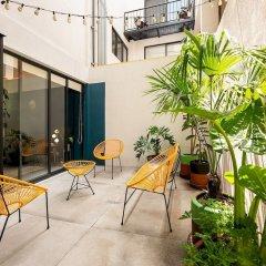 Отель Cozy & Hip Roma Apt With 2 Private Terraces! Мехико балкон