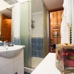 Отель Sweet Inn Apartments - Ambrogio Италия, Рим - отзывы, цены и фото номеров - забронировать отель Sweet Inn Apartments - Ambrogio онлайн ванная