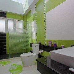 Отель Thammachat P3 Victoria Pool Villa ванная