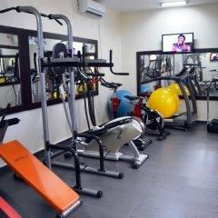 De Santos Hotel фитнесс-зал фото 2