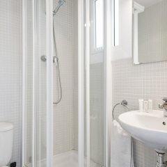 Апартаменты Habitat Apartments Beach Studio Барселона ванная