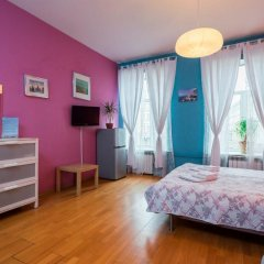 Гостиница Итальянские комнаты Пио на канале Грибоедова 35 Стандартный номер с двуспальной кроватью фото 15