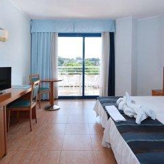 Отель Medplaya Hotel Piramide Испания, Салоу - 2 отзыва об отеле, цены и фото номеров - забронировать отель Medplaya Hotel Piramide онлайн комната для гостей фото 4