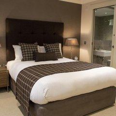 Отель Dreamhouse at Blythswood Apartments Glasgow Великобритания, Глазго - отзывы, цены и фото номеров - забронировать отель Dreamhouse at Blythswood Apartments Glasgow онлайн комната для гостей фото 2