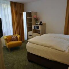 Отель An der Philharmonie Германия, Кёльн - 1 отзыв об отеле, цены и фото номеров - забронировать отель An der Philharmonie онлайн комната для гостей фото 3