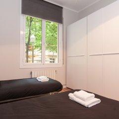 Отель Bbarcelona Gaudi Avenue Flats Барселона комната для гостей фото 5