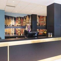 Thon Hotel Rosenkrantz Берген интерьер отеля фото 2