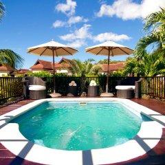 Отель Buccament Bay Resort - Все включено Остров Бекия бассейн
