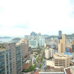 Hotel The Mark Haeundae пляж