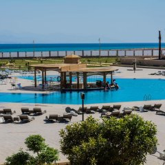 Отель Tolip Taba пляж