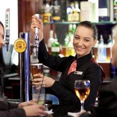 Mercure Edinburgh City - Princes Street Hotel гостиничный бар